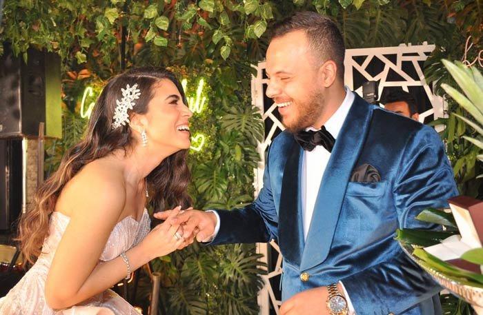 15 صورة من حفل خطوبة نجل ماجد المصري-2