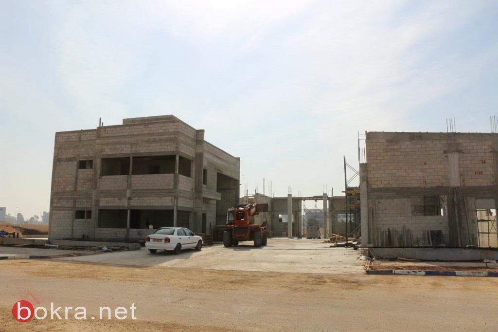 التطوير مستمر في الجلبوع: مصنعان جديدان في المنطقة الصناعية مفوؤوت هجلبوع