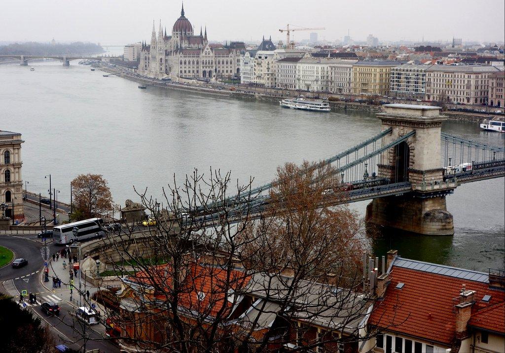 زيارة إلى بودابست عاصمة هنغاريا