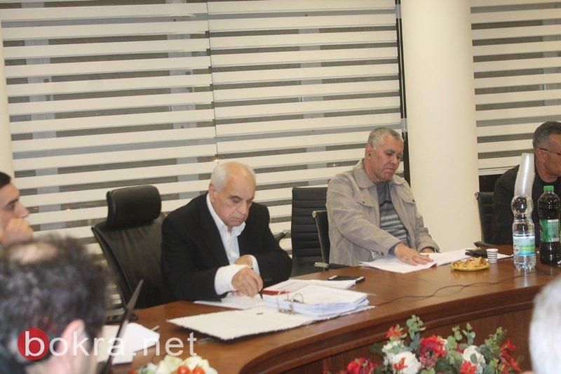 سخنين: في جلسة مغلقة المجلس البلدي يصادق على ميزانية 2019، والمعارضة تعترض على تعيينات جديدة