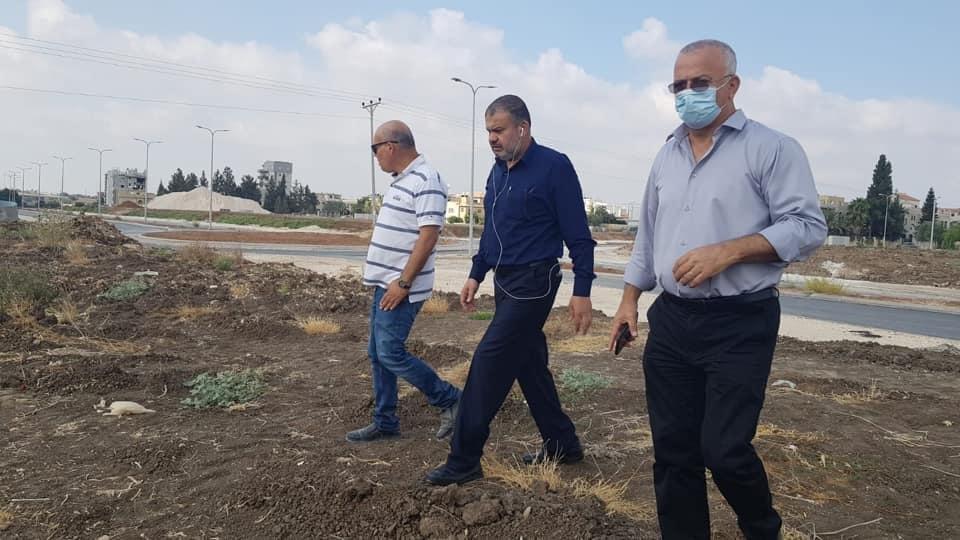 النائب وليد طه : السلامة والشفاء العاجل للطفل محمد مرار من جلجولية