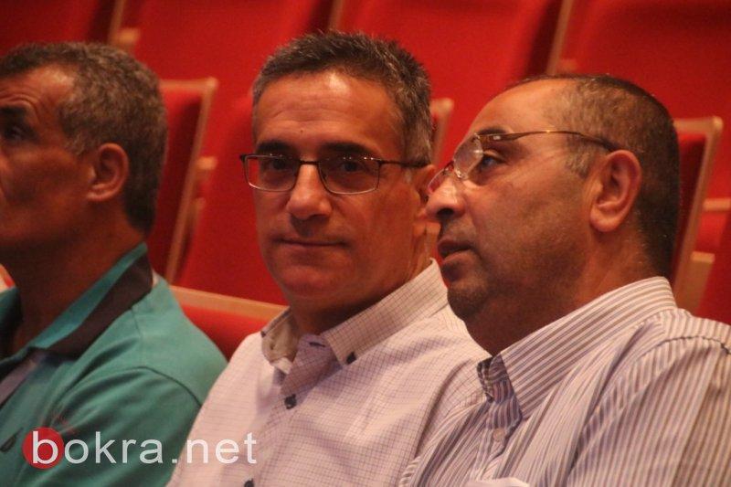 أم الفحم: مرشحو الرئاسة والعضوية يوقعون على ميثاق شرف بأجواء أخويّة
