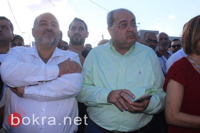 """قيادات لـ""""بـُكرا"""": الشرطة نجحت بقمع الجريمة في نتانيا وتعززها في البلدات العربية-0"""