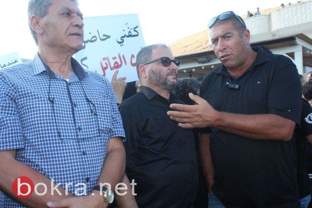 """قيادات لـ""""بـُكرا"""": الشرطة نجحت بقمع الجريمة في نتانيا وتعززها في البلدات العربية-1"""