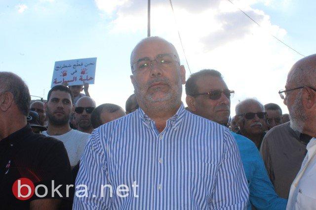 """قيادات لـ""""بـُكرا"""": الشرطة نجحت بقمع الجريمة في نتانيا وتعززها في البلدات العربية-2"""