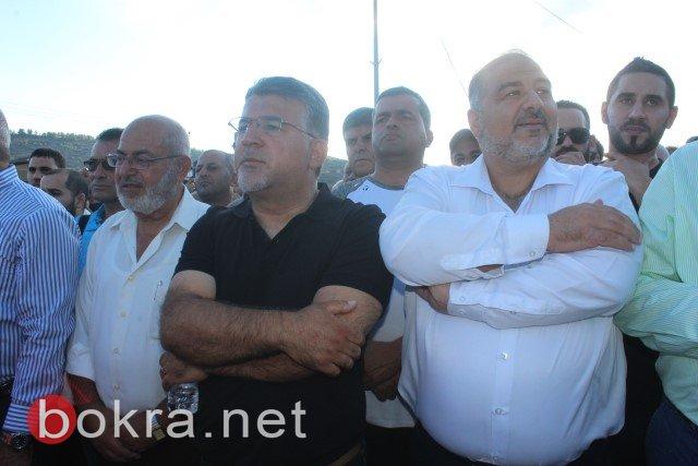 """قيادات لـ""""بـُكرا"""": الشرطة نجحت بقمع الجريمة في نتانيا وتعززها في البلدات العربية-3"""