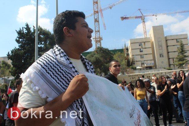"""قيادات لـ""""بـُكرا"""": الشرطة نجحت بقمع الجريمة في نتانيا وتعززها في البلدات العربية-4"""