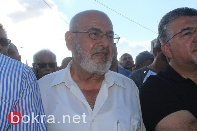 """قيادات لـ""""بـُكرا"""": الشرطة نجحت بقمع الجريمة في نتانيا وتعززها في البلدات العربية-6"""