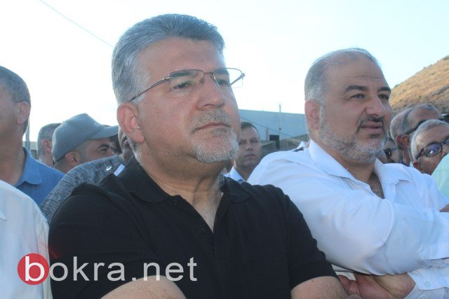 """قيادات لـ""""بـُكرا"""": الشرطة نجحت بقمع الجريمة في نتانيا وتعززها في البلدات العربية-7"""