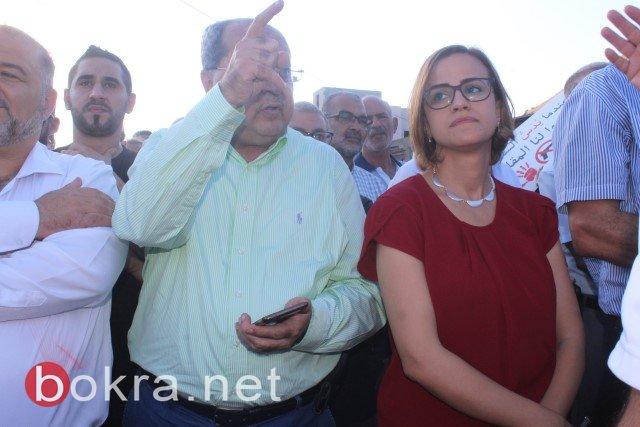 """قيادات لـ""""بـُكرا"""": الشرطة نجحت بقمع الجريمة في نتانيا وتعززها في البلدات العربية-8"""