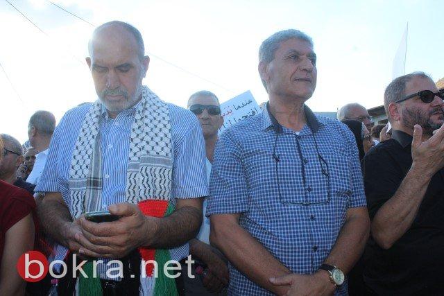 """قيادات لـ""""بـُكرا"""": الشرطة نجحت بقمع الجريمة في نتانيا وتعززها في البلدات العربية-11"""