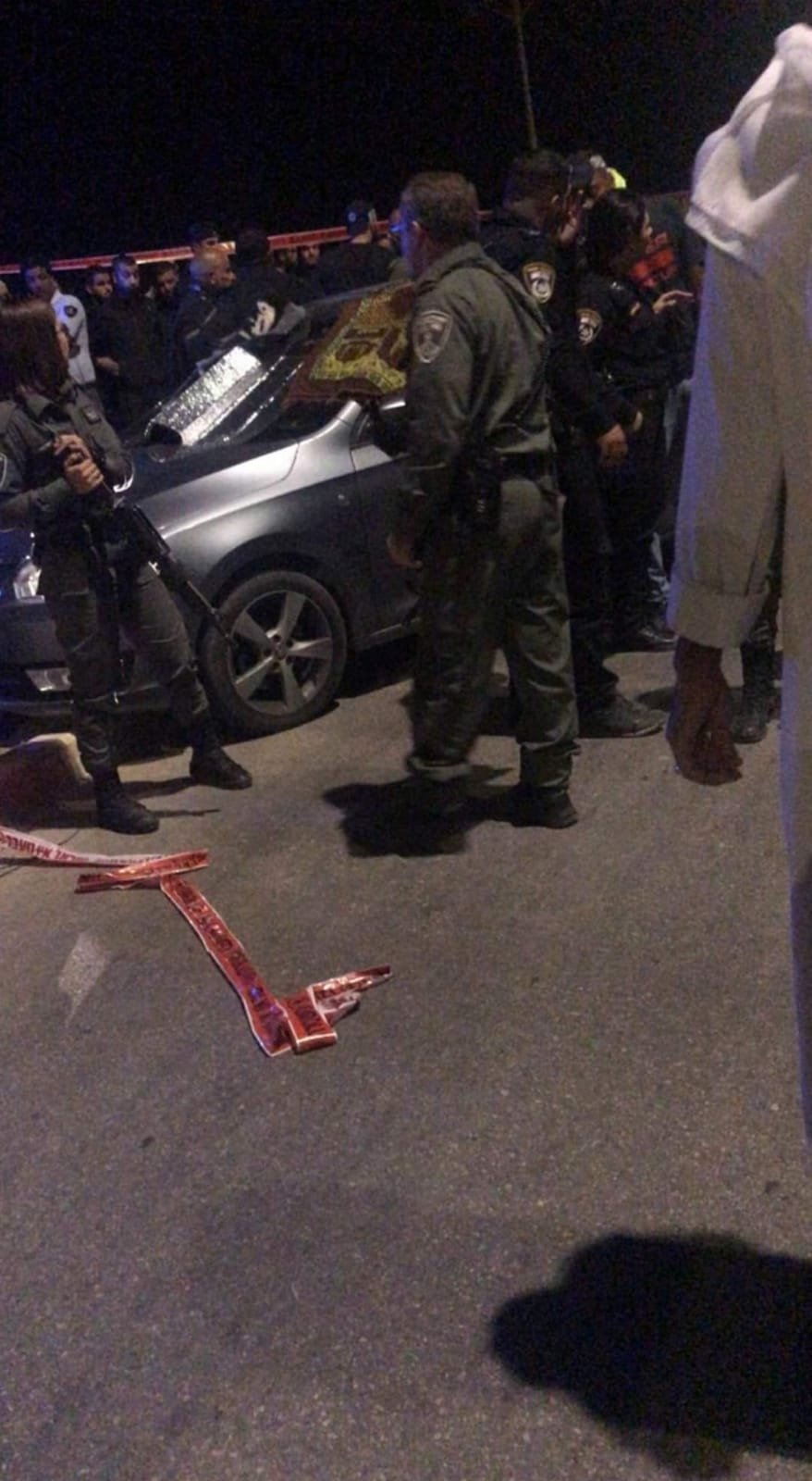 (فيديو) تل السبع: مصرع جلال ومحمد ابو طه رميًا بالرصاص ومواجهات مع الشرطة!