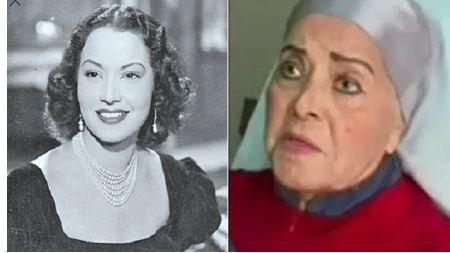 بلغت عامها الـ99 .. ممثلة مصرية من بين أجمل 10 نساء العالم