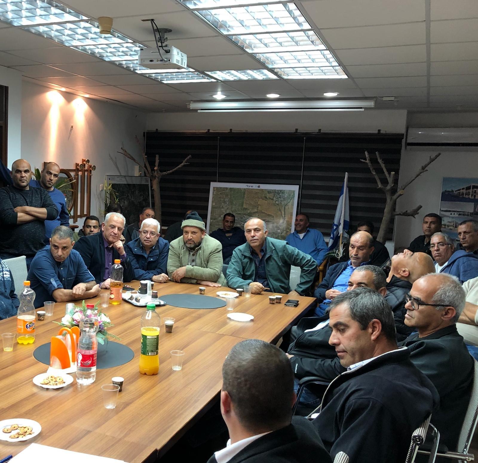 المهندس منير شبلي: اليوم عقدت جلسة ناجحة، وبعدها تم هذا الاعتداء، لا يمثل بلدنا ولن يردعنا