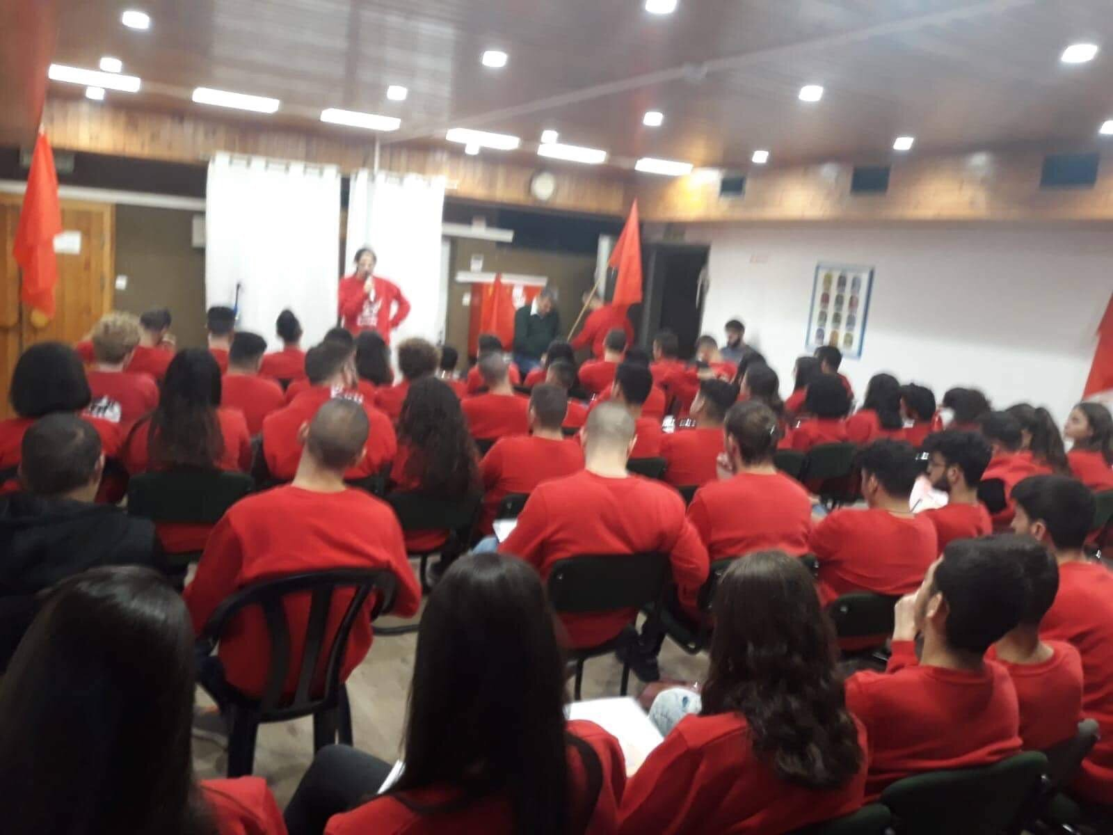 الشبيبة الشيوعيّة تعقد أيّاما دراسيّة لمرور قرن على تأسيس الحزب