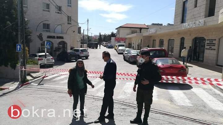استنفار في مؤسسات فلسطينية وتدابير وقائية لمواجهة كورونا