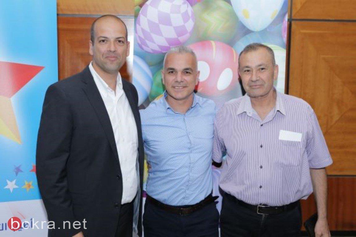 بنك لؤمي يُنظم أمسيات احتفالية بمشاركة مئات رجال الأعمال من المجتمع العربي