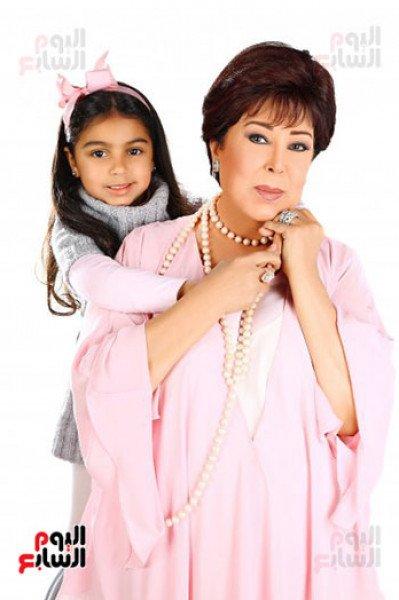 صور لم تشاهدها من قبل للفنانة الراحلة رجاء الجداوي