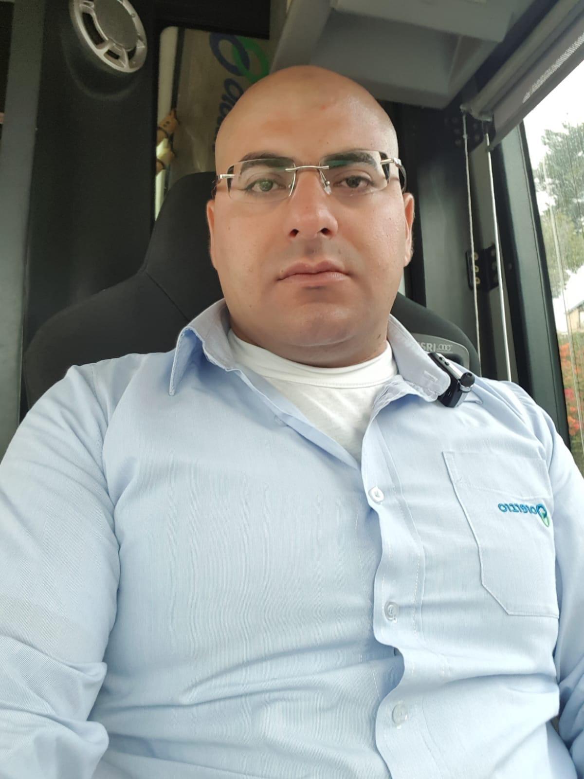 مرة أخرى هذا يحدث... اعتداء عنصري على سائق باص من دبورية