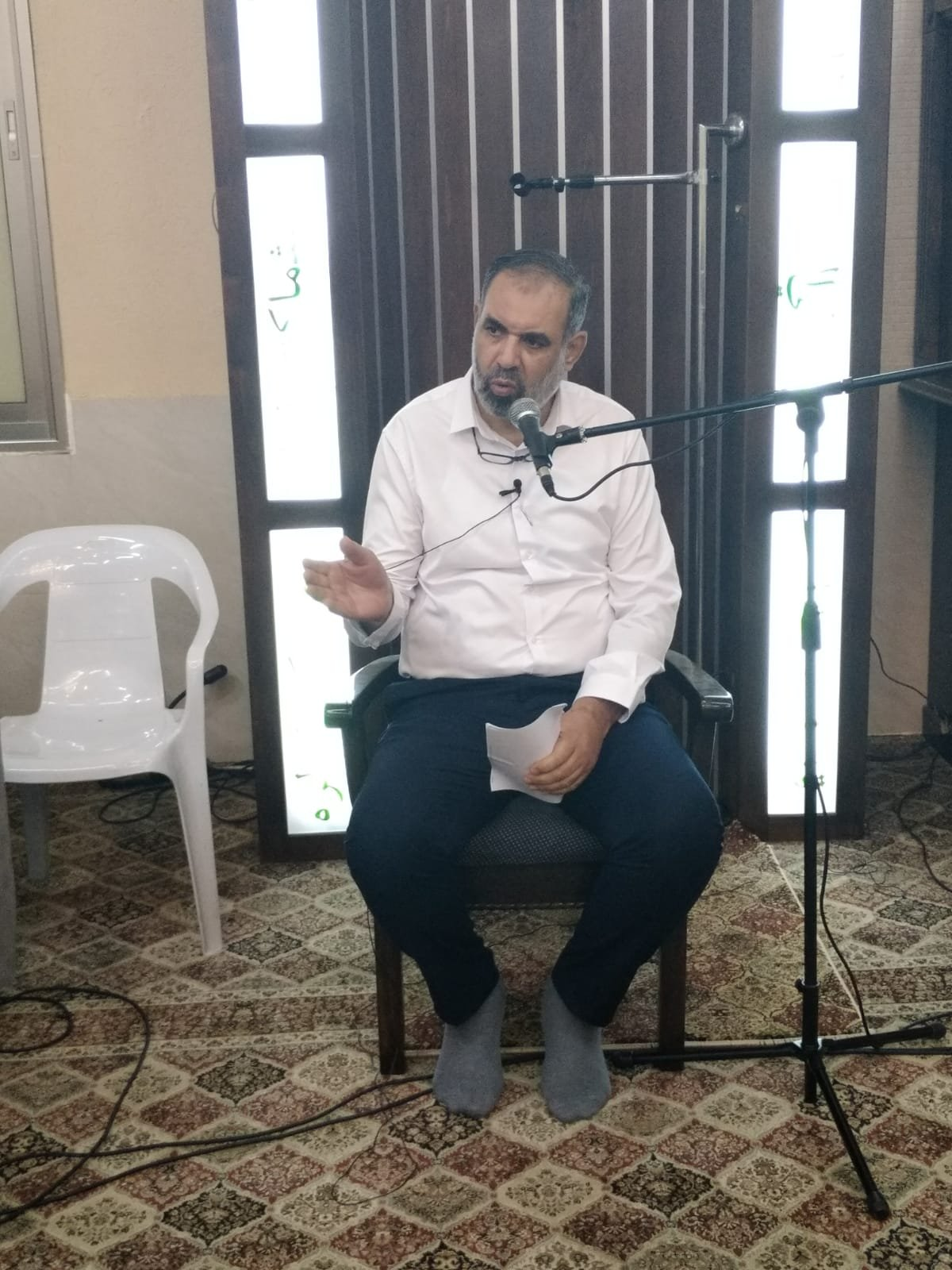 الناصرة: مسجد خالد بن الوليد يحيي ذكرى رأس السنة الهجرية الجديدة
