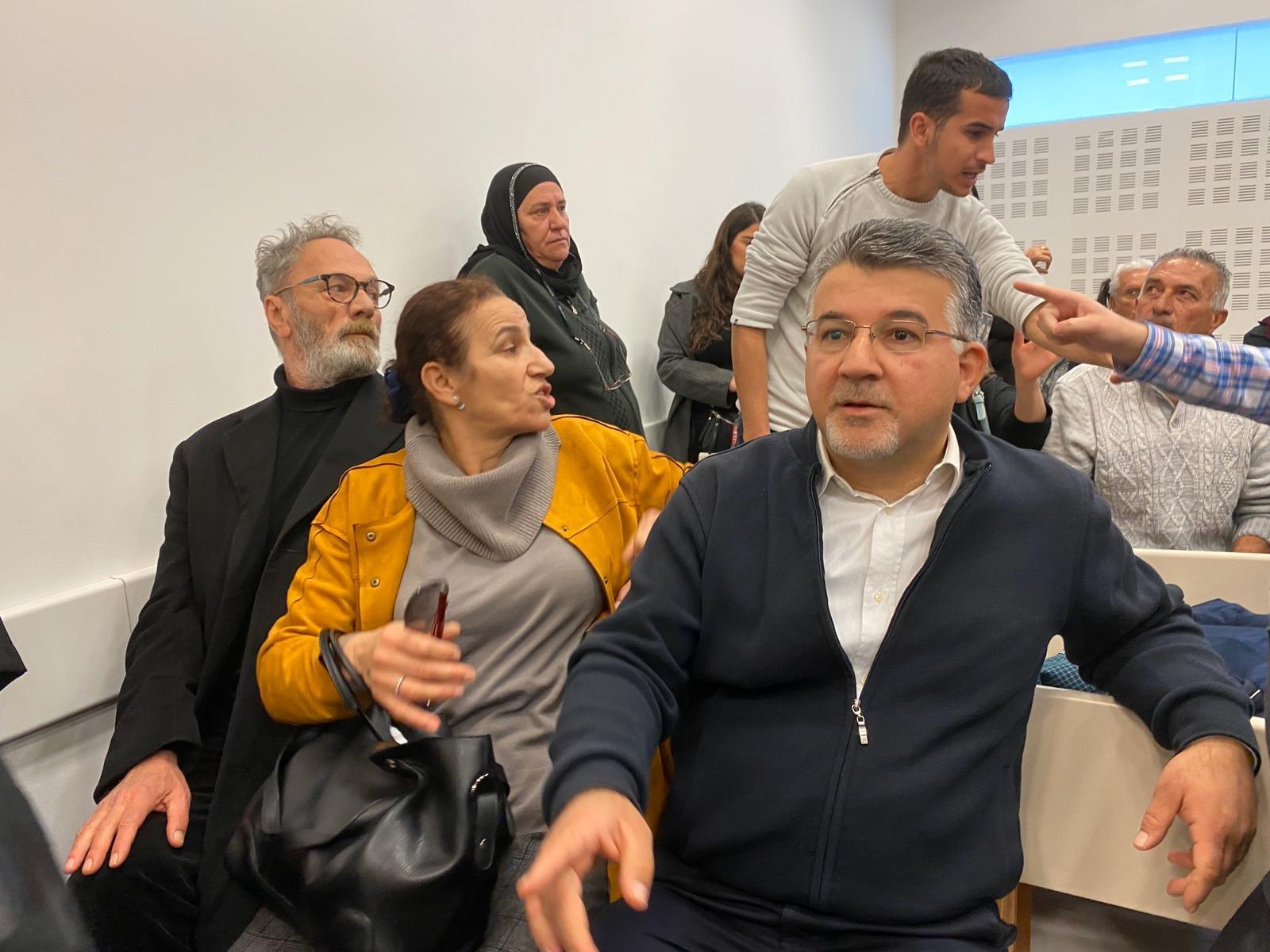 بدء المداولات في المحكمة ضد الفنان محمد بكري