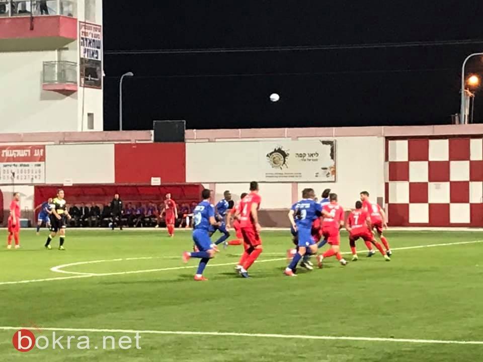 الاتحاد السخنيني يفشل بالفوز على مـ بيتح تكفا ويستعد لمباريات الجمعة والاثنين