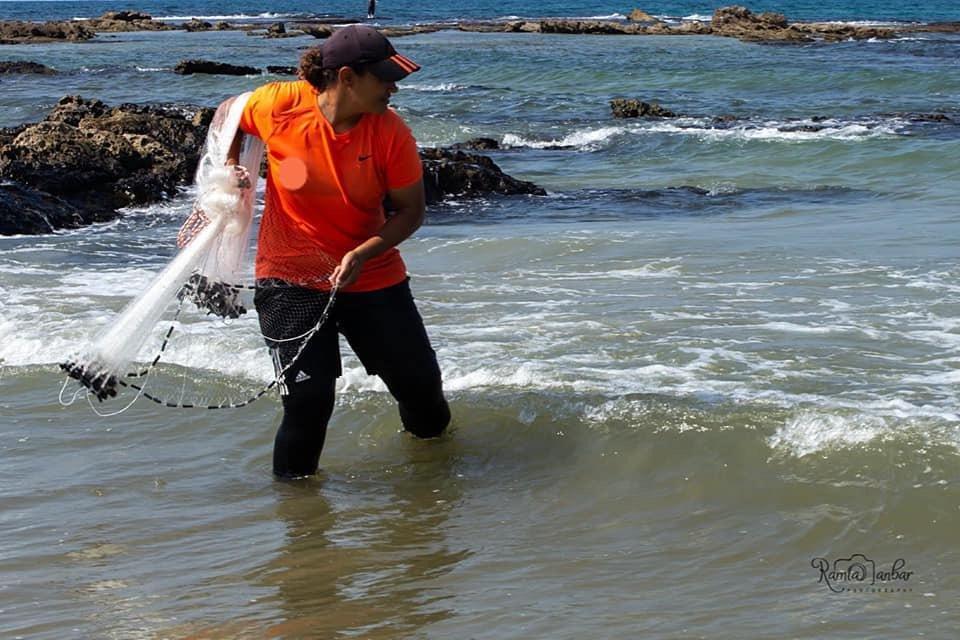 سلطة الطبيعة تهدم للمرة الثانية مخزن لأبنة البحر، حمامة جربان