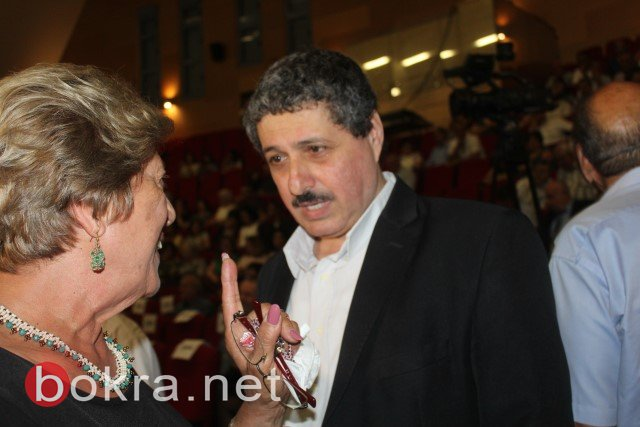 الناصرة: حضور بارز في أمسية ذكريات إحياءً للراحل القائد توفيق زياد في ذكرى رحيله ال 25
