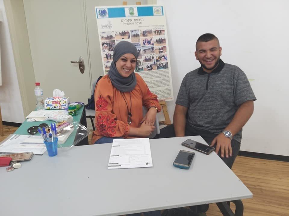 لليوم الثاني على التوالي: مشاركة واسعة بحملة التبرع للطفل محمد في عرعرة