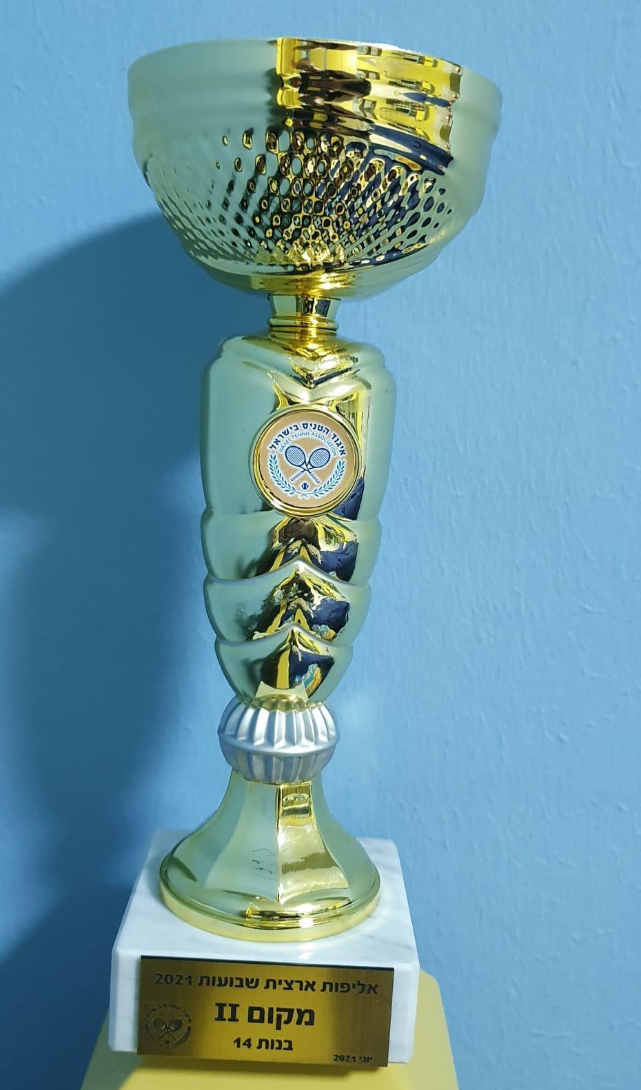 بطلة التنس الأرضي كاريمان بقاعي تواصل التحليق وتفوز بالمرتبة الثانية قطريًا-1