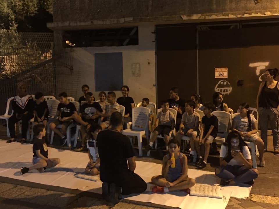 حيفا: التجمّع يعرض حرمان للتوعية عن مخاطر العنف والجريمة