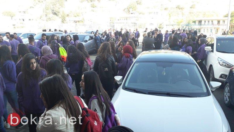 طلعة عارة: الطلاب يحتجّون على منع المواصلات من وإلى مدارسهم
