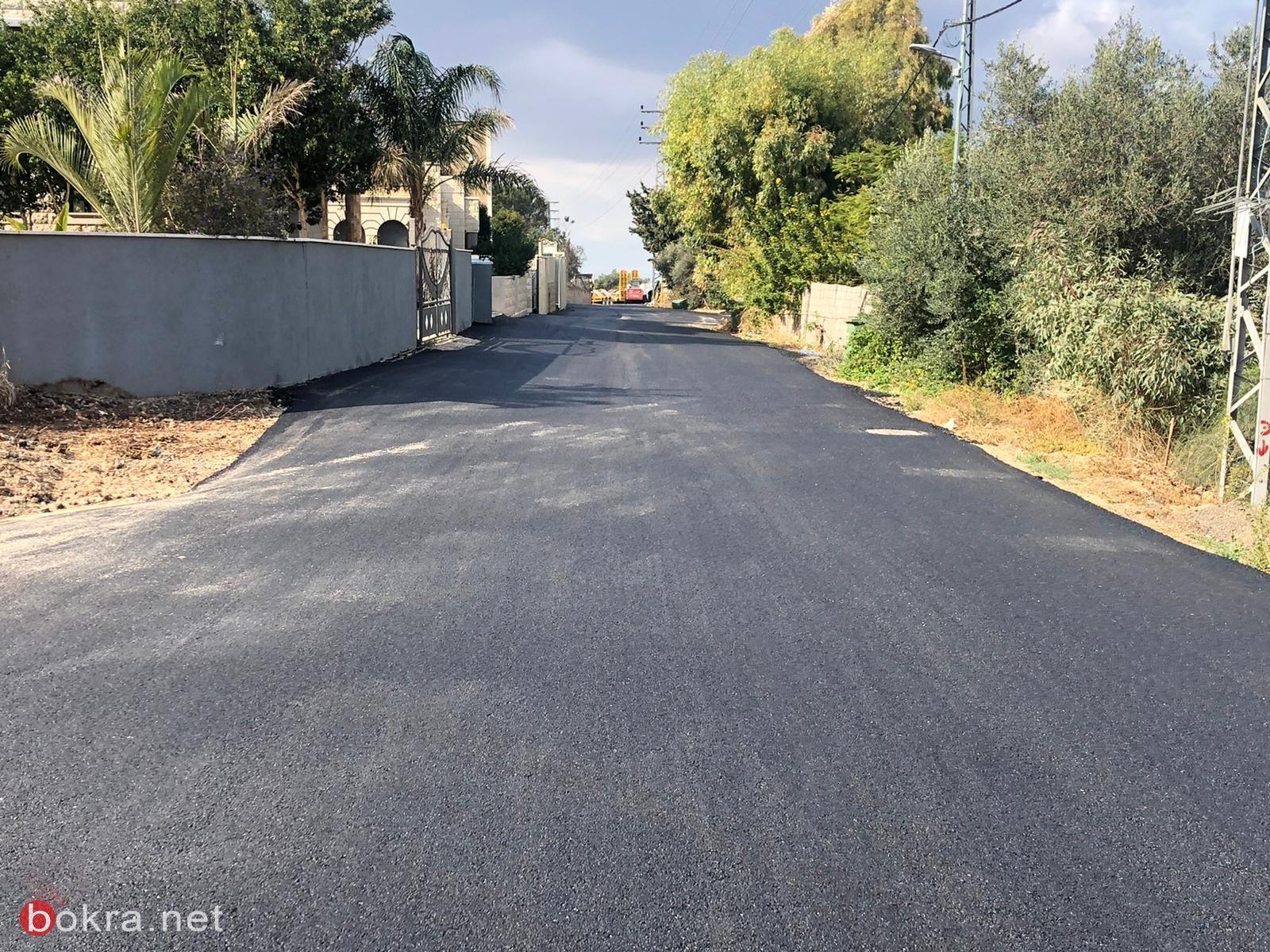 المجلس الأقليمي بستان المرج يقوم بأعمال ترميم وتطوير في قرية الدحي -8