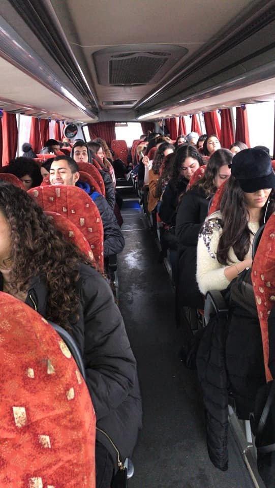 بتجنيد وتوجيه الشبيبة الشيوعيّة والجبهة الطلّابيّة: حضور مميز في اليوم المفتوح في تل-ابيب