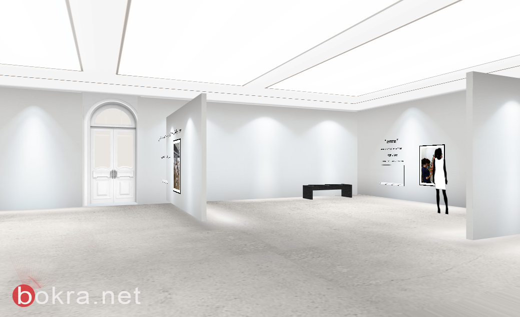 """افتتاح المعرض الافتراضي """" وطن """" للفنانة التشكيلية رشا-2"""
