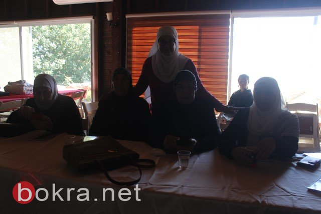 الناصرة: خلال مؤتمر صحفي حول اقصاء النساء من السلطات المحلية- الفساد والقوة عقبات امام ترشح النساء في السلطة المحلية-15