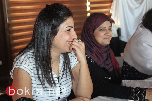 الناصرة: خلال مؤتمر صحفي حول اقصاء النساء من السلطات المحلية- الفساد والقوة عقبات امام ترشح النساء في السلطة المحلية-20