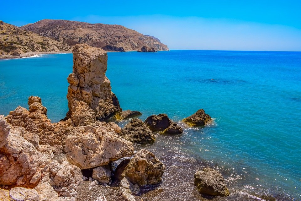 عناوين السياحة في قبرص في نهاية الصيف
