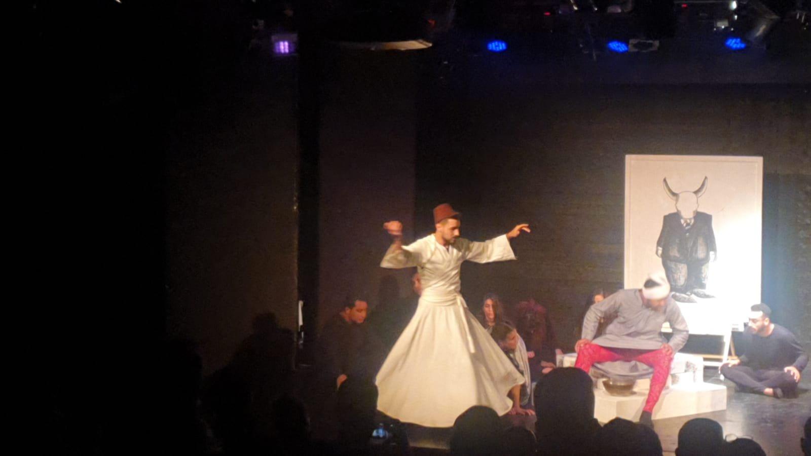 أكاديمية فرينج الناصرة تحتفل هذا الأسبوع بتخريج الفوج الثاني من طلاب فرع التمثيل الجدد وعرض مسرحيتهم الأولى-0