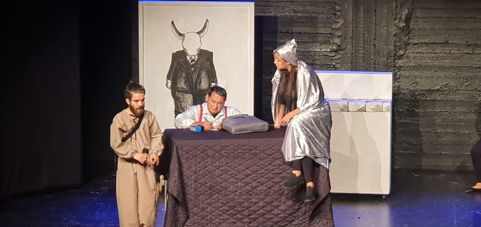 أكاديمية فرينج الناصرة تحتفل هذا الأسبوع بتخريج الفوج الثاني من طلاب فرع التمثيل الجدد وعرض مسرحيتهم الأولى-7