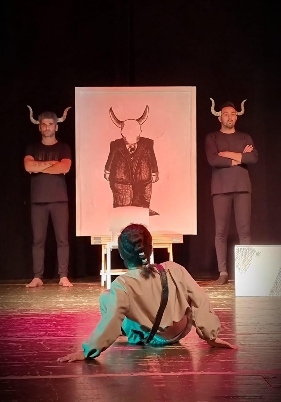 أكاديمية فرينج الناصرة تحتفل هذا الأسبوع بتخريج الفوج الثاني من طلاب فرع التمثيل الجدد وعرض مسرحيتهم الأولى-8