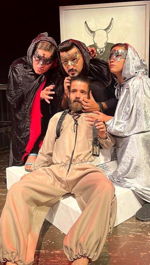 أكاديمية فرينج الناصرة تحتفل هذا الأسبوع بتخريج الفوج الثاني من طلاب فرع التمثيل الجدد وعرض مسرحيتهم الأولى-10