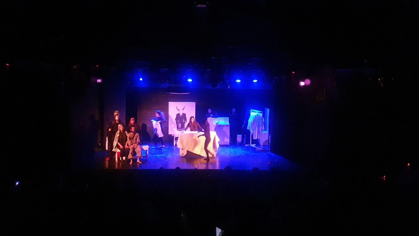 أكاديمية فرينج الناصرة تحتفل هذا الأسبوع بتخريج الفوج الثاني من طلاب فرع التمثيل الجدد وعرض مسرحيتهم الأولى-15