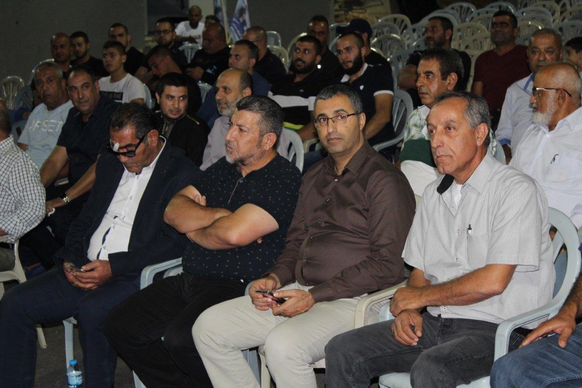 أحياء الذكرى الخامسة لاستشهاد الشاب خير الدين حمدان