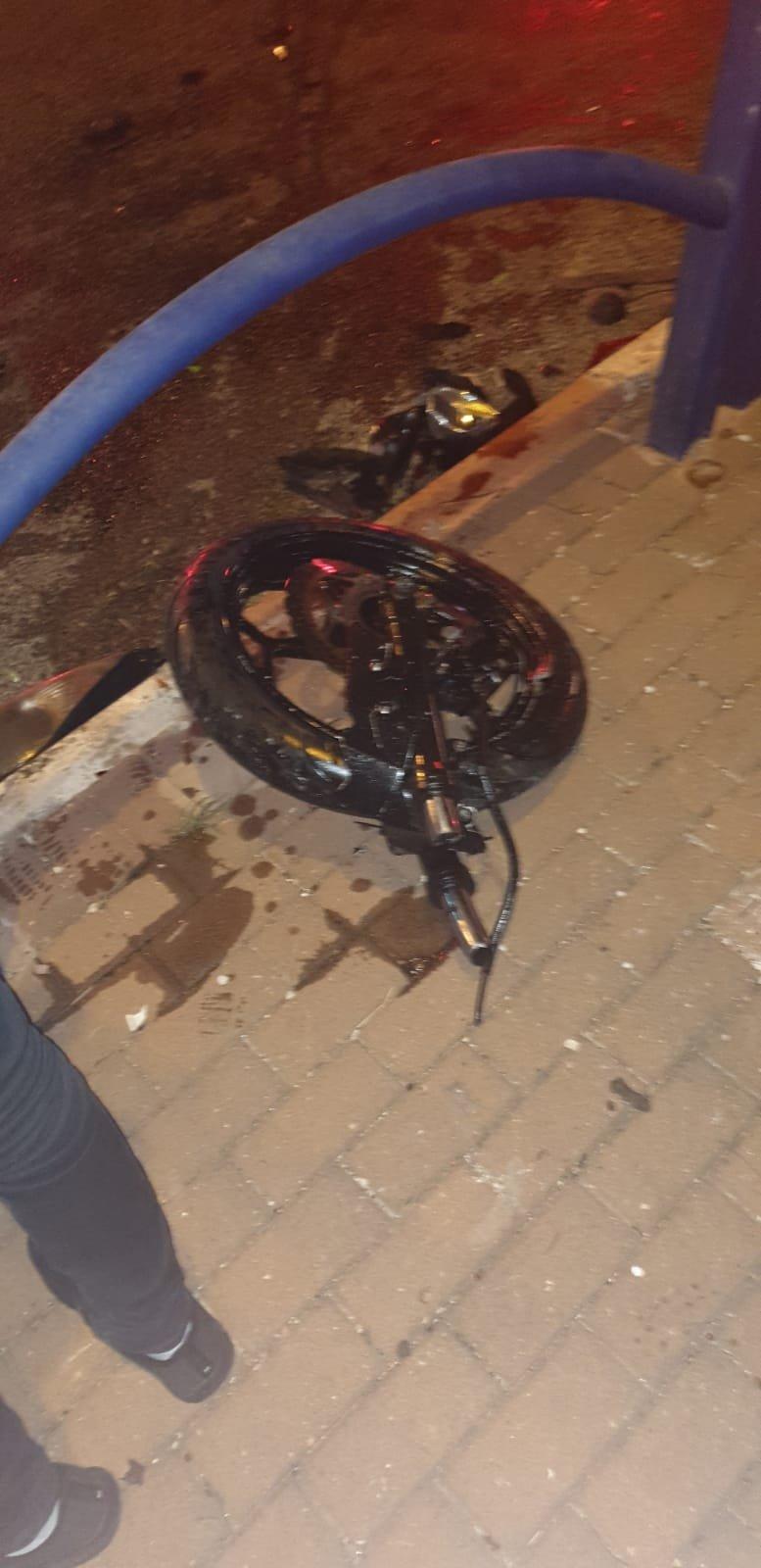 الناصرة: مصرع محمد العلي واصابة آخر بصورة خطرة بحادث طرق
