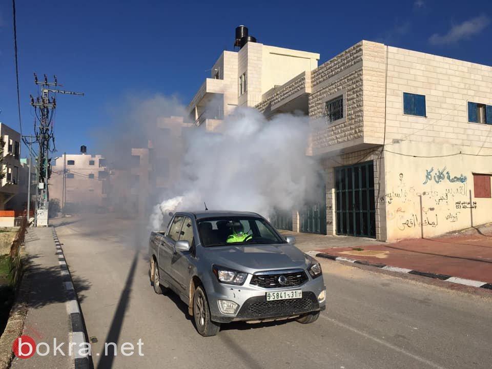 فلسطين: إجراءات احترازية واسعة بعد اكتشاف 19 إصابة بفيروس كورونا
