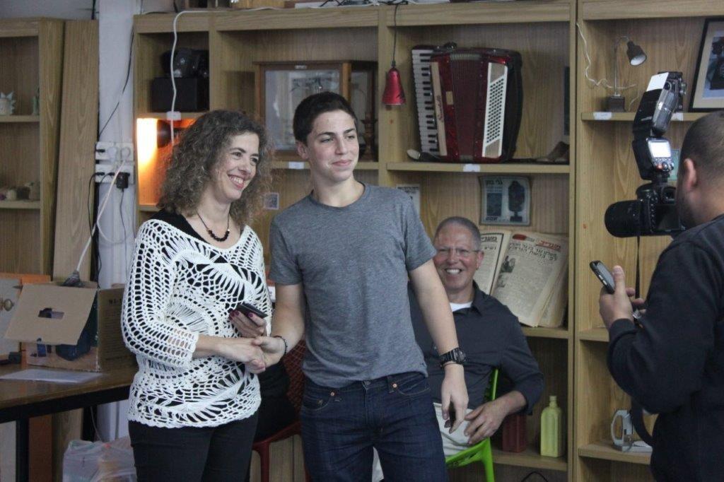 الكليّة الأكاديميّة بيت بيرل تحتفل باختتام مشروع الجذور تلتقي الذي يوثّق الحياة اليوميّة لسكان البلاد العرب واليهود