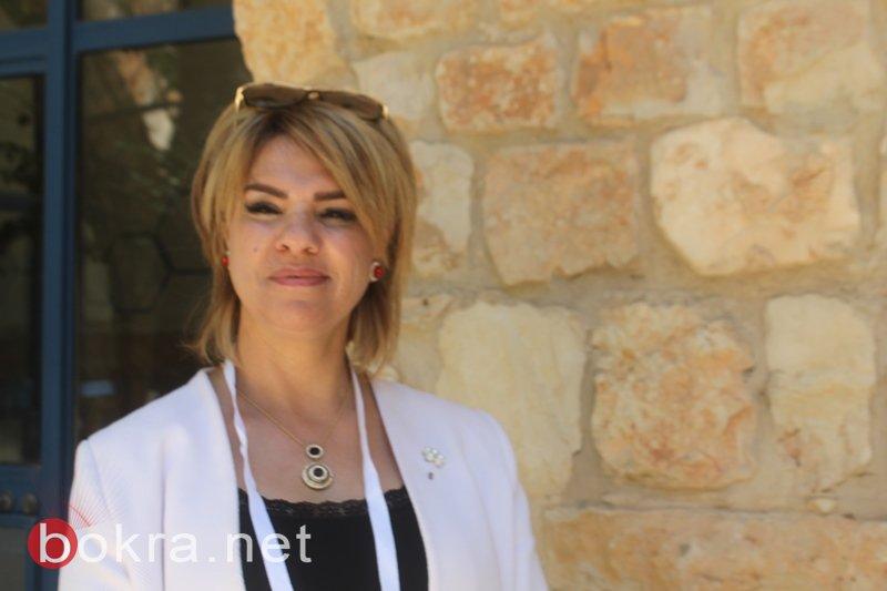 هيفاء أسدي: جميع نقاط القوة تصدر من النساء