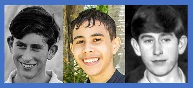 شخص يدعي بصور بأنه الإبن السري للأمير تشارلز وكاميلا.. اليكم التفاصيل (صور)-0