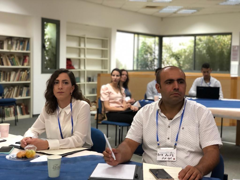بيئة العمل متعددة الثقافات .. يوم دراسي في جفعات حبيبه لبحث التحديات والأدوات-0